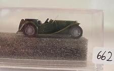 Praliné 1/87 Nr. 5900 MG Midget TC Cabrio offen grün OVP #662