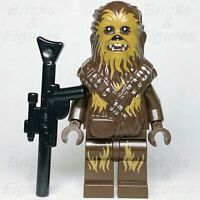 Star Wars LEGO® Chewbacca with Crossed Bandoliers Solo Minifigure 75212 75512
