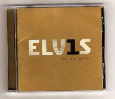 ELVIS PRESLEY Only Colombia Cd Album 30 # 1 HITS  30 tracks 2002