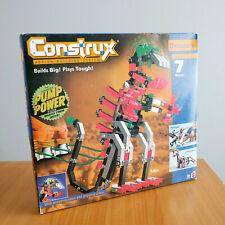 NEW Vintage Construx Dinosaurs Building Set 7 Models Mattel 1996 Sealed 90s NOS