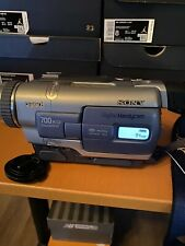 New ListingSony Handycam Dcr-Trv330 Digital-8 8mm Camcorder Video Camera - Tested Full Func
