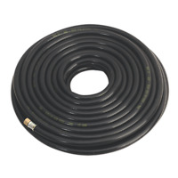 "AH30RX Sealey Air Hose 30mtr x Ø8mm with 1/4""BSP Unions Heavy-Duty"