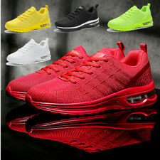 Men's Sports Outdoor Breathable Air Cushion Gym Casual Running Tennis Shoes