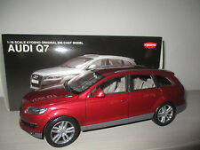 AUDI Q7 RED NO.09221R KYOSHO SCALA 1:18