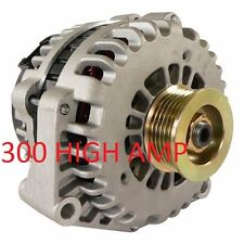 300 AMP ALTERNATOR CHEVROLET SUBURBAN MILITARY VEHICLES 0-124-525-072 AL8555X