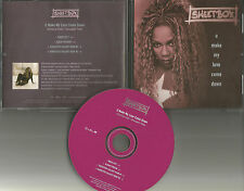 SWEETBOX & EVELYN CHAMPAGNE KING U make My Love Come Down EDIT PROMO CD Single