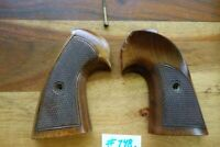 Smith & Wesson K & L Frame Grips Square Butt Type Custom Made Gorgeous