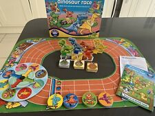 Orchard Toys Dinosaur Race Children's Educational (Maths/Matching) Board Game