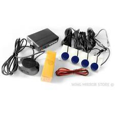 Parking Sensors, Reverse Rear, Aid Kit with Audio Buzzer Blue