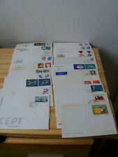 Job Lot 19 x Poland FDC First Day Covers