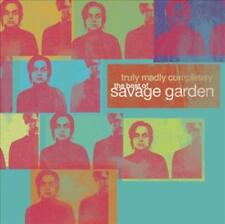 SAVAGE GARDEN - TRULY MADLY COMPLETELY: THE BEST OF SAVAGE GARDEN NEW CD