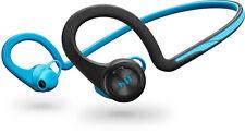 Plantronics BackBeat BLUE Sport Bluetooth Wireless Headsets Waterproof (IP57)