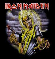 IRON MAIDEN cd cvr KILLERS / EDDIE Official SHIRT MED New nbp