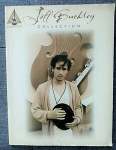JEFF BUCKLEY Tablature COLLECTION Guitar Vocal Songbook
