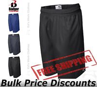 Badger Mens Pro Mesh 7'' Inseam Shorts 7207 up to 3XL