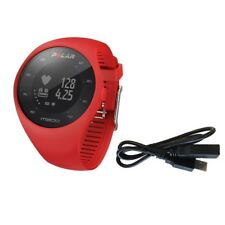 Polar unisex rojo M200 GPS m / L Muñeca hora 90061217 relojes