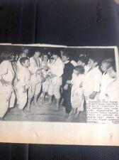 64-5 Ephemera 1971 Picture Broadstairs George David Boyd Judo Championships
