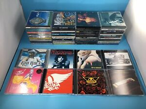 Rock & Roll Pop Musik Cds Music Cd Sammlung lot Posten ua AEROSMITH PUR MISFITS