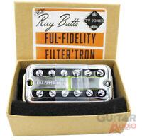 TV Jones Ray Butts Ful-Fidelity Filtertron Neck, Chrome (RBN-OMCHM-PAF)