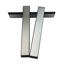 3pcs Diamond Whetstone Sharpening Tools Stones, Kitchen Sharpener, Silver