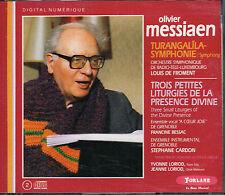 CD album: Olivier Messiaen: turangalila. Louis de Froment. forlane . 2 CDs. A
