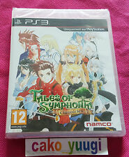 TALES OF SYMPHONIA CHRONICLES NEUF SOUS BLISTER SONY PS3 VERSION 100% FRANCAISE