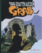 Richard Corben - Schatten auf dem Grab, All Verlag