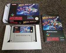 Megaman x2 snes ***PAL***