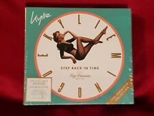 NEW Kylie Minogue Step Back In Time: The Definitive Collection 3 CD SET SEALED