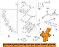 GM OEM Air Intake-Inlet Duct Hose Tube 20889020