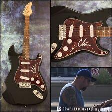 GFA Deftones Singer * CHINO MORENO * Signed Autograph Electric Guitar PROOF COA