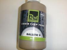 Rod Hutchinson Ballistic B Liquide Carpe Nourriture 500 ml Fishing Tackle