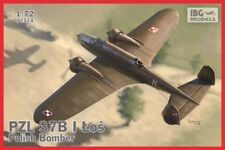 PZL-37 B LOS BOMBER  (POLNISCHE MARK.) #72514 1/72 IBG NEUHEIT