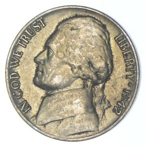 1942-P Jefferson Nickel - Charles Coin Collection *139