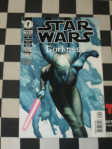 STAR WARS #33 Comics 1st Appearance Of Zao Dark Horse 2001