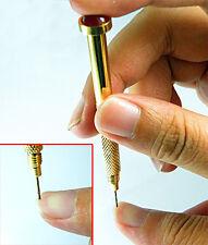 2 x Piercing DIY Hand Twist Dangle Drill Hole Acrylic UV Gel Nail Art Tool 436