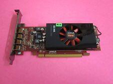 GENUINE Dell AMD Firepro W4100 2GB DDR5 PCIe 3.0 Video Card 25D14