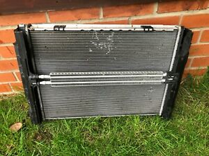 BMW E92 M3 Radiator with power steering cooler - reduced