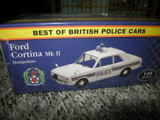 1:43 Vanguards/atlas Ford Cortina Mk II Police Hampshire OVP