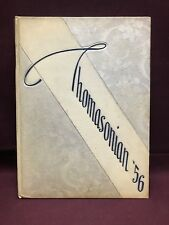 Thomasonian 1956 St. Thomas High School yearbook, Detroit Michigan