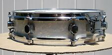 "Custom Made 14"" Piccolo Snare Drum Mapex Saturn Maple Walnut Shell WMP Finish"
