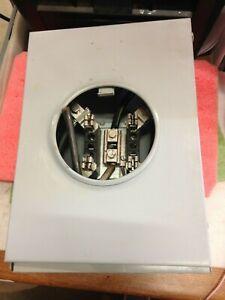 USED DURHAM type 3R Enclosure/ Meter Socket *10