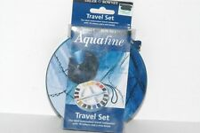 Daler Rowney Aquafine Water Color Mini Brush Round Metal Tin 18 pc 131900030
