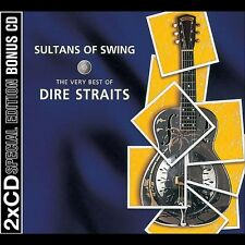 "Dire STRAITS ""Sultans of Swing"" 2 CD SPECIAL EDT NUOVO!!!"
