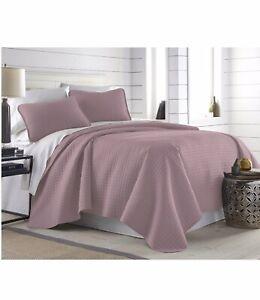 Vilano Springs Quilt Sets - Lavender - Size: King/Cal King