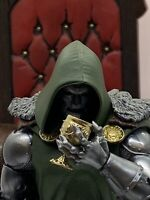 marvel legends doctor doom Custom 5 Chalice Cups
