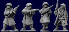 Artizan Designs - SWW352 - US INFANTRY IN GREATCOATS with CARBINES - Bolt Action