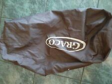 graco pack n play bag dark brown