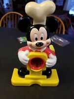 ARCO Vintage Collectible Disney Mickey Mouse Hand Crank Cheese Grater Shredder
