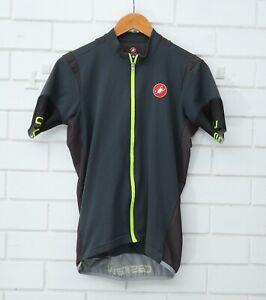 Castelli Men's Cycling Jersey Size Medium Zip Up